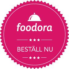 Avhämtning från Foodora